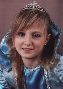 Kinderprinzenpaar 2011Prinzessin Michelle Mauler