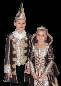 Kinderprinzenpaar 2014Kiara Fabienne Mauler und Leon Prüller