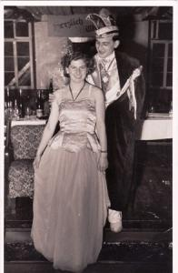 1953Irmgard Wenzel und Walter Hlawiczka