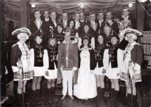 1965Rainer Fett und Brunhilde Hofmann