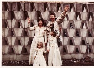 1971Inge und Rolf Gilbert