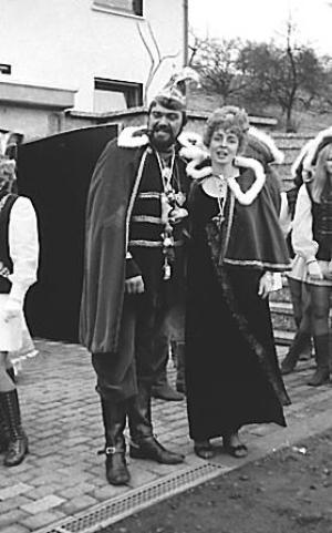 1973Gerda und Xaver Burgard