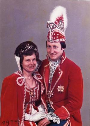 1977Willi und Helga Lang