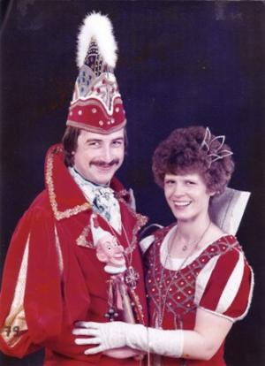 1979Hans-Joachim Dörr und Ursula Vogel
