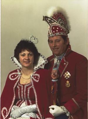1983Werner Kopf und Inge Diehl